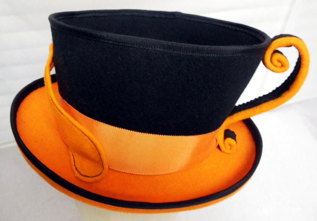Tea Cup Hat ティーカップ帽子