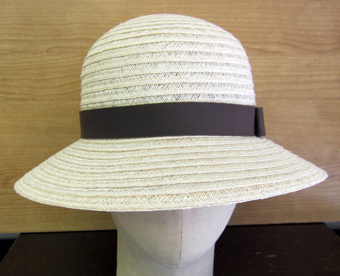 ブレード帽子 クロッシェ