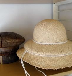 夏帽子製作