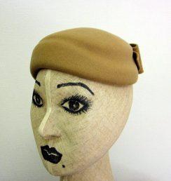フェルトトーク帽