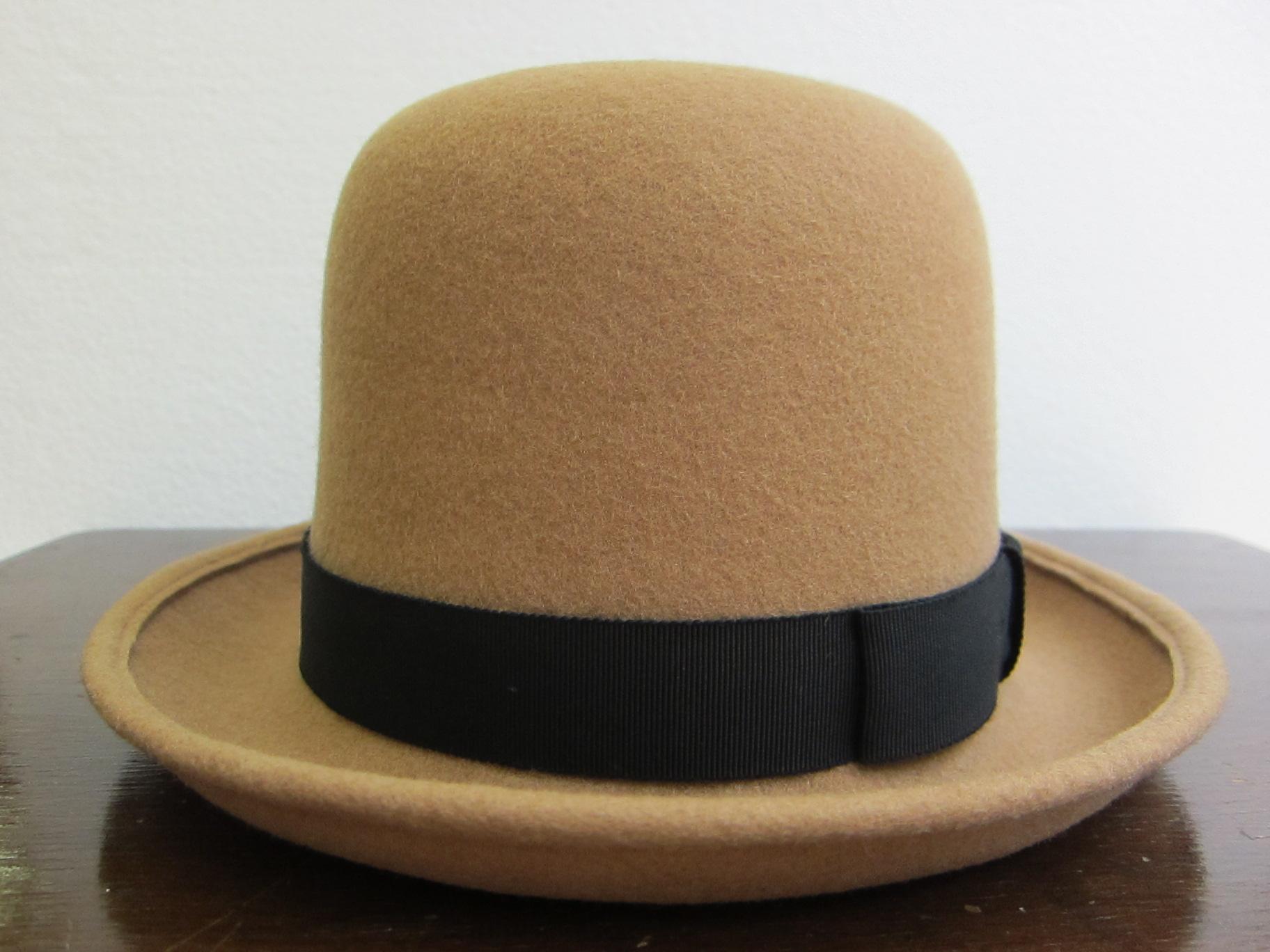 帽子 ボーラー型 F