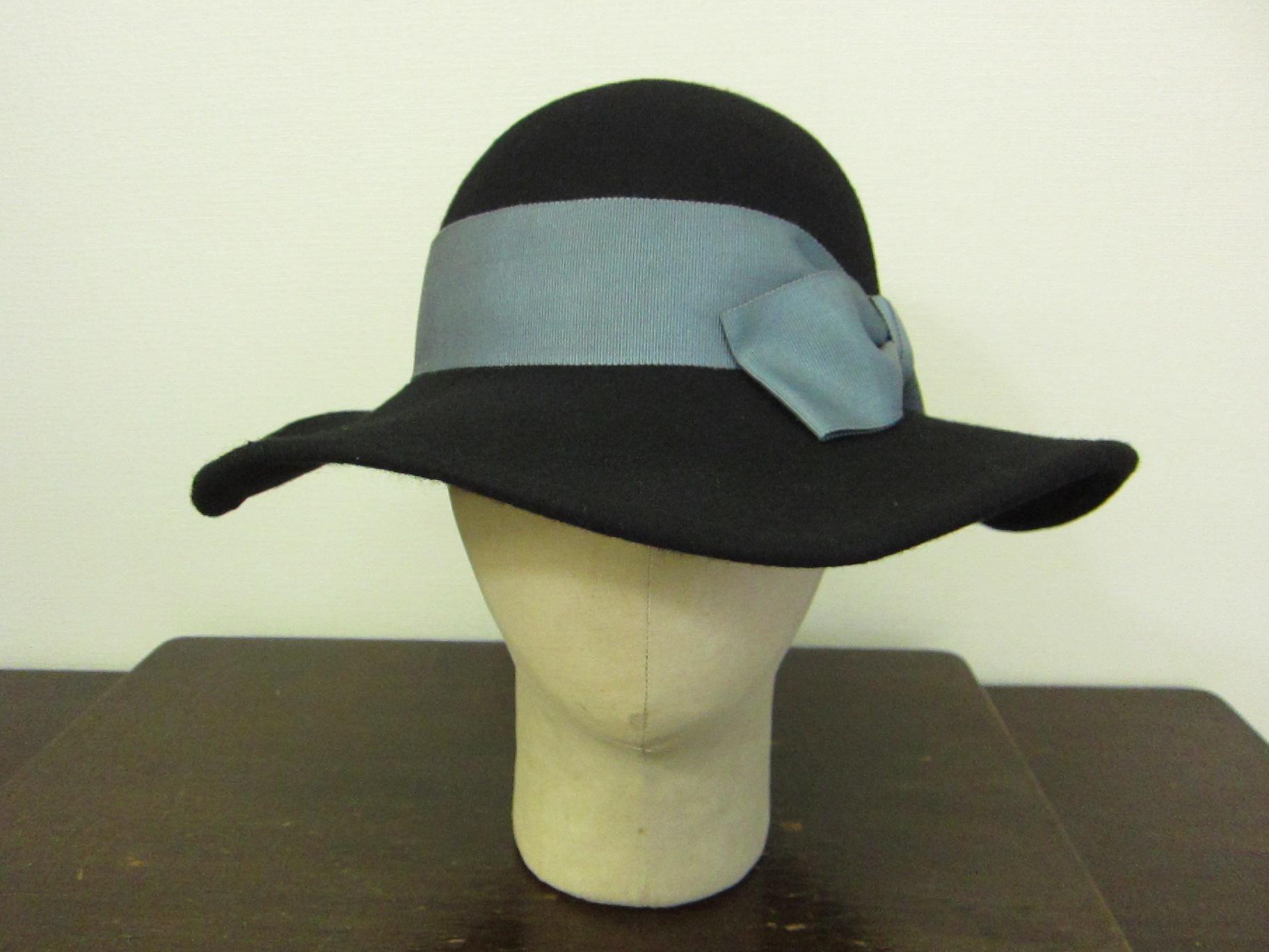 帽子 キャプリーン型