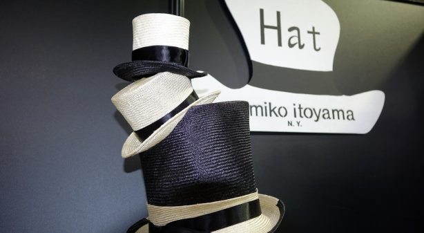 The triple Silk Hat