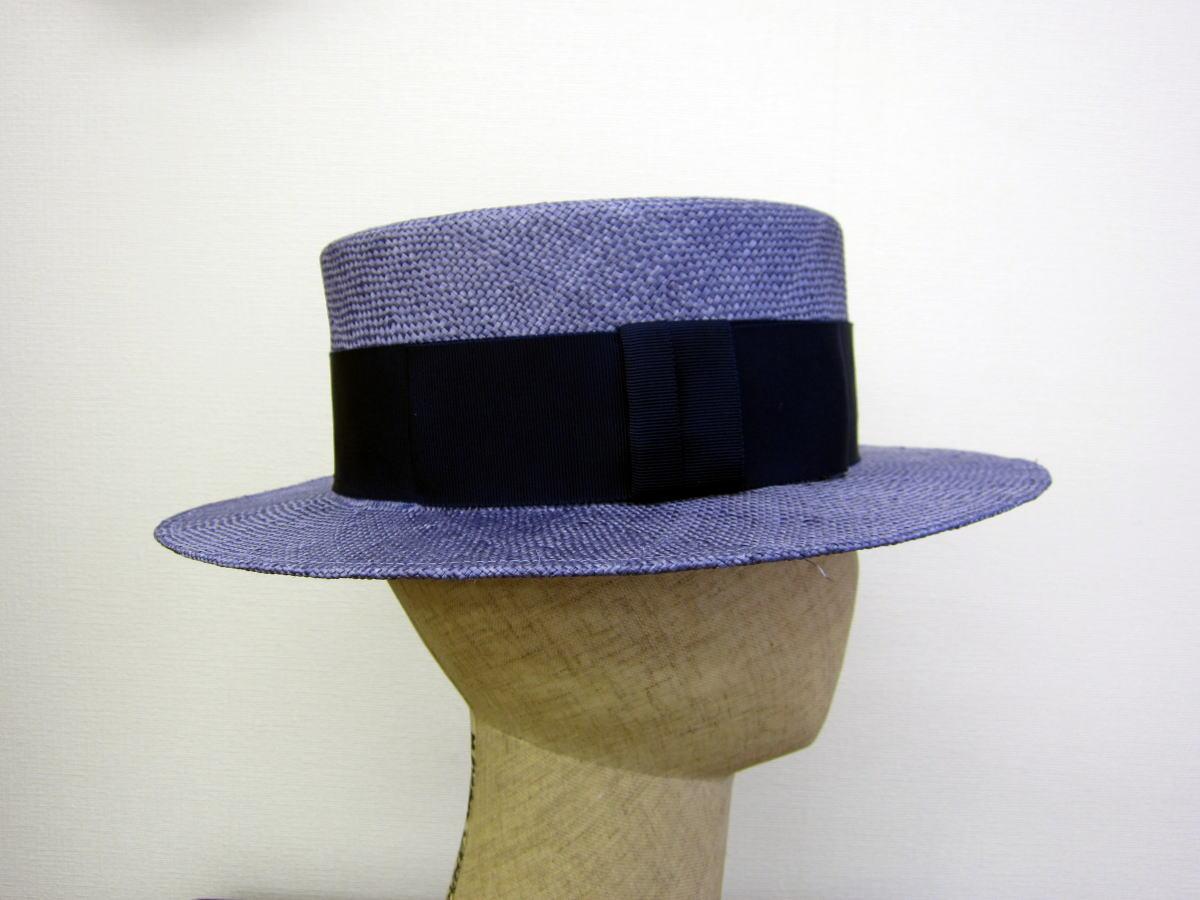 キャノチェ帽 サイド