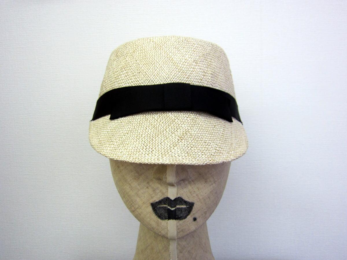 キャップ帽 フロント