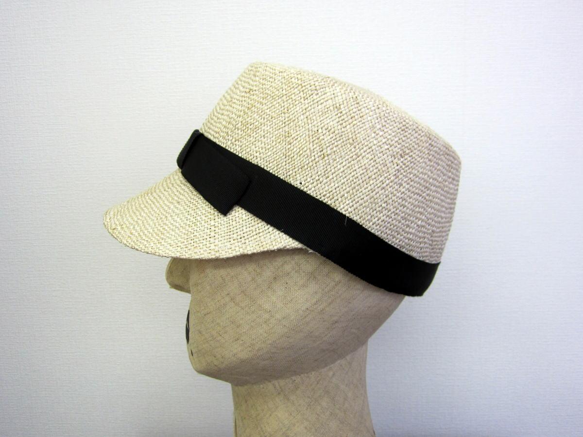 キャップ帽 サイド