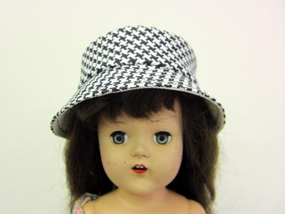 クロッシェ帽子