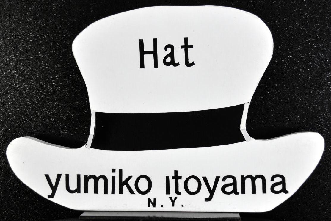 yumiko itoyama Hat mini sigh