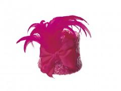 Pink Swiss Braid