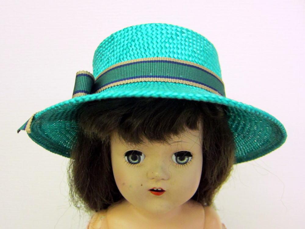 夏帽子 フロント