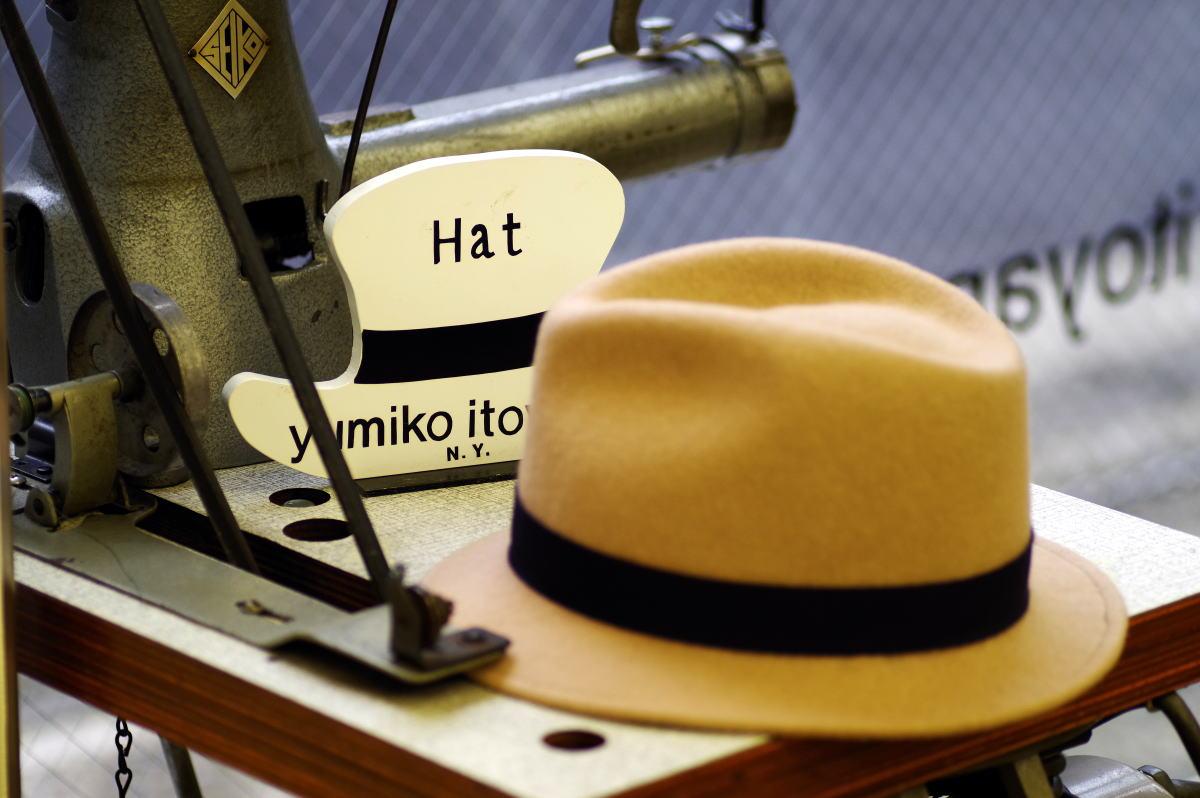 work shop Felt hat
